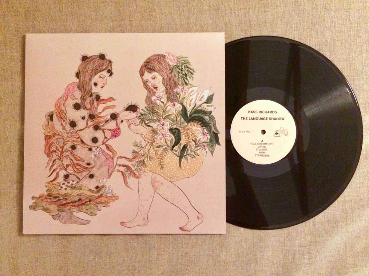 The Language Shadow by Kass Richards – Vinyl LP Update